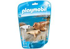 playmobil N° 9069 * Robbe mit 2 Babys * viele Zootiere für PLAYMOBIL ZOO neu ovp