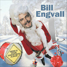 Here's Your Christmas Album by Bill Engvall (CD, Sep-2005, Warner Bros.)  NEW