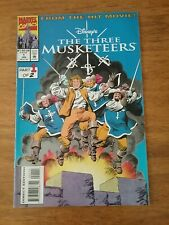 Disney's 1993 The Three Musketeers - Marvel Comics #1 Comic book - Part 1 of 2