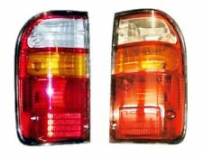 Pair Of Rear Tail Lamps L/H+R/H For Toyota Hilux Mk5 KDN165 D4D (2001-2005)
