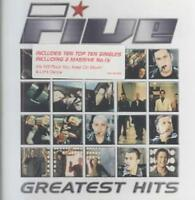 FIVE (UK BOY BAND)/5IVE - GREATEST HITS NEW CD