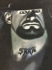 WWE Undertaker T Shirt Youth Large Black