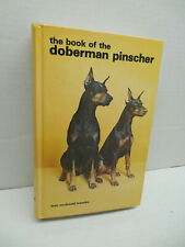 Doberman Pinscher Guide Book Joan Brearley Diet Breeding Grooming Training