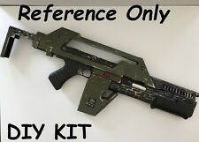 Full Scale USCM M41A Pulse Rifle Prop Kit Aliens Movie for Cosplay or Collection