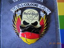 Hard rock cafe Cologne-Skull bandana series pin