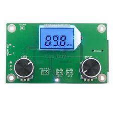 DSP & PLL Digital Stereo FM Radio Receiver Module 87-108MHz LCD Display