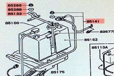 OEM Genuine Mitsubishi Battery Hold Down Strap Bracket Kit 3000GT 1992 - 1999