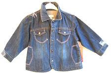 Sanetta Mädchen Jeans - Jacke blue  Gr. 92  UVP 39,95 €  Nr. 3