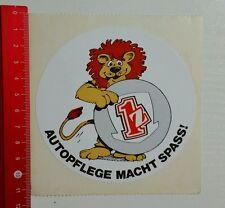 Aufkleber/Sticker: 1z Autopflege macht Spass (270516147)