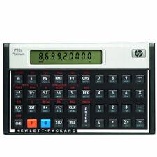 Hewlett Packard Hp 12C Platinum Financial Calculator New Original Retail Hp12C +