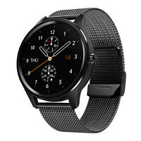DT55 Smart Watch Blood Oxygen Pressure Heart Rate Monitor Fitness IP68 Wristband
