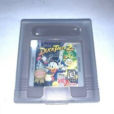 Disney's Duck Tales 2 - Original Nintendo Gameboy Game Tested Working Authentic!