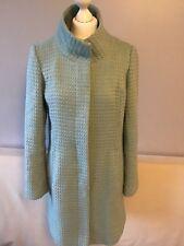 Vintage Look Mint Green Coat, Size 12