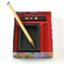 Japanese Calligraphy & Ink Painting Set Sumi-e Washi