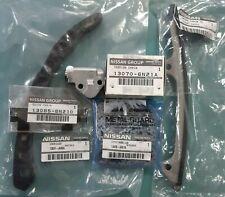 GENUINE CAMSHAFT TIMING CHAIN KIT FOR NISSAN X-TRAIL T30 2.0L QR20DE,2.5L QR25DE