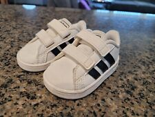 [Ef0118] adidas Grand Court Shoe - Toddler's Casual Size 3K