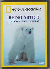 *National Geographic: Reino Artico La Era del Hielo (DVD) Artic Kingdom