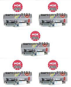 Set of (5) Audi Porsche NGK Spark Plugs 94290 95817022290