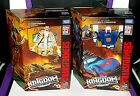 Transformers War For Cybertron Kingdom Wingfinger, Tracks Figure New 2-Pack For Sale
