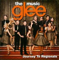 GLEE: THE MUSIC, JOURNEY TO REGIONALS CD GLEE CAST NEW SEALED