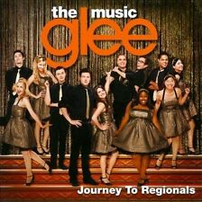 Glee: The Music, Journey To Regionals Glee Cast Audio CD