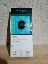 Fitbit Zip Wireless Activity Tracker - Black NIB NEW SEALED