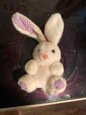 Vintage Applause Plush Rabbit 1987 Offers Welcome