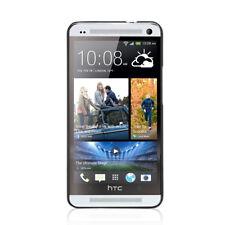 HTC One M7 amCase Matte Slim Fit Phone Case/Cover (Black)