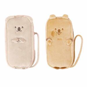 Cocoka Quokka / Koala Cute Animal Plush Pouch 1PC