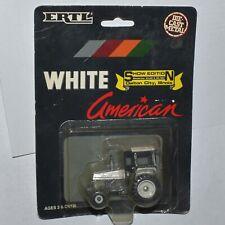 Ertl #4280-70AR 1:64 White American Farm Tractor 1991 Dalton City Illinois Show