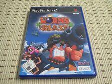 Worms Blast für Playstation 2 PS2 PS 2 *OVP*