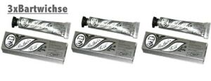 3er Set Bartwichse Brother´s Love a 10ml clear