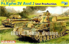 DRAGON 6575 1/35 Pz.Kpfw.IV Ausf.J Last Production - Smart Kit ( 2017 Edition )
