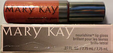 MARY KAY NOURISHINE LIP GLOSS BERRY SPARKLE 017036 BRILLO LABIAL 0.27 OZ 7.75 ML