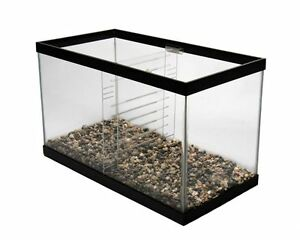 Aquarium divider adjustable for 20 gal high aquarium Colors clear, black, green