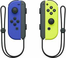 Nintendo Switch Joy-Con Controller Pair - Blue & Neon Yellow (3)