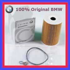 1X Original BMW Ölfilter Ölfiltereinsatz Benziner Satz 11421716192 e36 e46