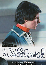 Space 1999 Autograph Trading Card JC1 Jess Conrad As Mark Sanders (Variant)
