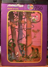 ~~~~ Mordillo Puzzle von HEYE ~~~~ Flower of Love 750 vollständig ~~~~