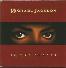 Michael Jackson ‎– In The Closet Cd / DVD single Limited numbered edition