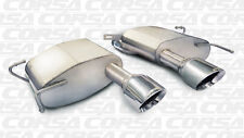 CORSA 2011-2015 CADILLAC CTS-V COUPE AXLEBACK EXHAUST SYSTEM WITH POLISHED TIPS