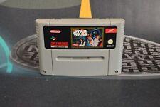 Super Star Wars (Super Nintendo Snes 1992) solo cartucho