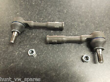 VAUXHALL ZAFIRA MK1 (A) STEERING TIE TRACK ROD ENDS - PAIR OF - STR3195