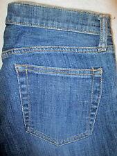 Gap  Long & Lean Stretch Flare Womens Dark Denim Jeans Size 6 R x 31.5