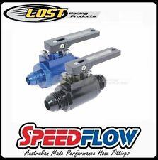 Speedflow 6AN AN6 AN-6 Ball / Shut Off Valve 650-06