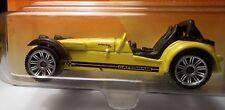 LOTUS Caterham R500 Superlight 7 Yellow Black Caterham Superlight Chrome Rims