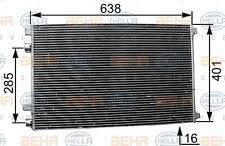8FC 351 301-564 Hella Condensador De Aire Acondicionado