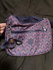 Kipling: Crossbody -Pink and Purple Bag