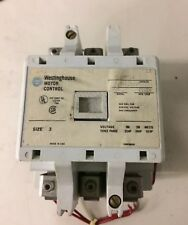 WESTINGHOUSE A200M3CW SIZE 3 COIL 240V MOTOR STARTER, 3 phase