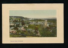 Somerset PORTISHEAD General view used c1908 PPC